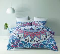 Mandala Quilt Cover Set Double | The Block Shop & Mandala Quilt Cover Set Double Quilt Cover Set Double Queen Style E ... Adamdwight.com