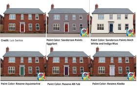what color should i paint my house exterior paints cottage colors best app  choosing for brick
