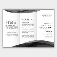 White Brochure Brochures