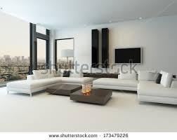 wooden furniture living room designs. Modern White Living Room With Wooden Furniture Designs A