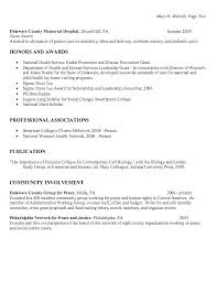 Certified Nurse Midwife Resume Assistant Nurse Manager Resume Cover