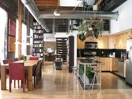 Cool Urban Loft Space Ideas