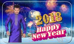 happy new year photo frame 2018 free of android version m 1mobile com