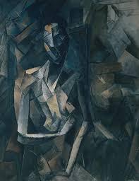 Picasso impressionist nude women sitting