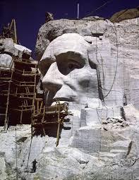 Original Design For Mt Rushmore The Sordid History Of Mount Rushmore History Smithsonian