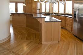 Kitchens Flooring Round Floor Plan Kitchen