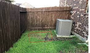 concrete slab for shed on uneven ground