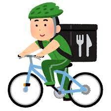 ウーバー イーツ 自転車 レンタル