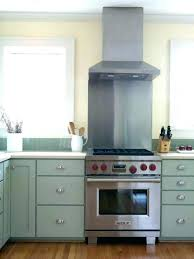 aged brass cabinet hardware transitional kitchen