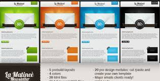 Free Newsletter Layout Templates Interesting Free Templates For A Newsletter Layout Hiyaablog
