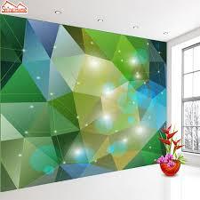 Custom Muurschildering Wallpapers 3d Oceaan Dolfijn Vis Coral