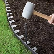 vigoro no dig 20 feet landscape edging