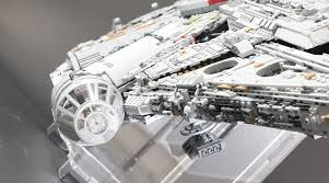 75192 millennium falcon display stand