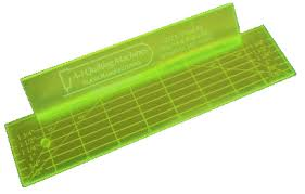 Green Fairy Quilts: Rulers are back in stock!! & ... been asking about the A1 Ruler 9
