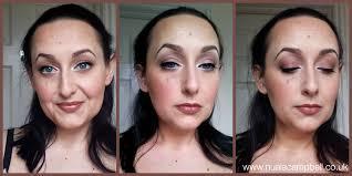 motd makeup of the day summer makeup light bronze smoky