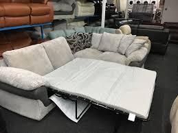 dfs corner sofa beds classic design l shaped light grey foam dfs sofa bed corner design