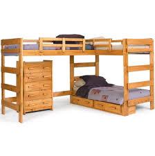 Amusing L Shaped Triple Bunk Beds Pictures Design Ideas Tikspor