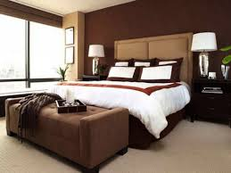 chocolate brown bedroom furniture. Excellent Photo Of Accent Walls In Small Bedrooms Bedroom Wall Paint Color Ideas Superior Chocolate With Brown Furniture S