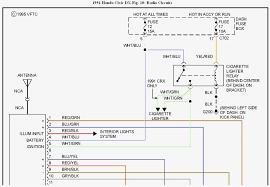 great wiring diagram for 2003 honda accord repair guides 1995 honda accord radio wiring diagram at 1996 Honda Accord Stereo Wiring Diagram