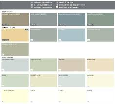 Mastic Siding Color Chart Wolverine Vinyl Siding Color Chart Best Picture Of Chart