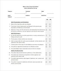Volunteer Satisfaction Survey Template Volunteer Satisfaction Survey Template Template Resume