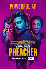 Preacher Temporada 3 audio latino