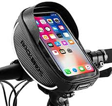 ROCKBROS <b>Bike Phone Bag Bicycle Phone</b> Mount <b>Bag</b> Waterproof ...