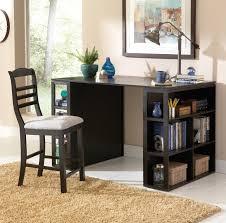Nebraska Furniture Mart Living Room Sets Steve Silver Bradford Contemporary Writing Desk With Side Shelf