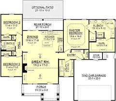 beautiful craftsman house plans without garage one story gebrichmond com