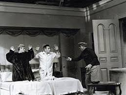 During The First Two Seasons Of I Love Lucy, The Mertz Apartment Set Was  The Same As That Used For The Ricardo Bedroom, With Different  Wall Coverings.