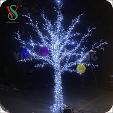 Light Source Christmas Lights Hot Item 2019 New Design Led Tree Motif Light For Street Decoration