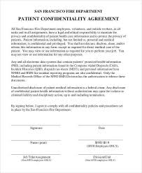 12 Best Of Confidentiality And Nondisclosure Agreement Sample ...
