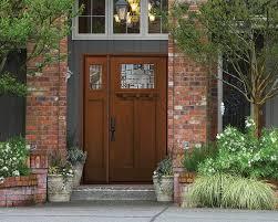 fiberglass entry doors reflect the beauty of wood