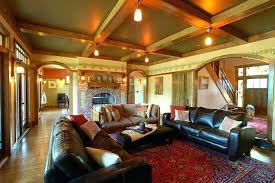 Craftsman style living room Chandelier Mission Style Living Room New Construction House Craftsman Paint Colors Missio Ideas Living Room Mission Style Living Room New Construction House Craftsman Paint