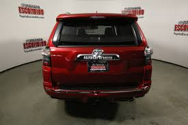New 2018 Toyota 4Runner Limited Sport Utility in Escondido ...