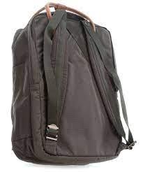 Fjällräven Kånken No.2 Laptop backpack 15″ recycled polyester olive-green -  23569-633