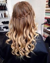 Hairstyle Waterfall bored of regular braids try a waterfall hairstyle this season 3349 by stevesalt.us