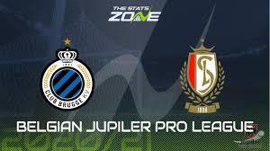 2020-21 Belgian Jupiler Pro League – Club Brugge vs Standard Liege Preview  & Prediction - The Stats Zone