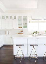 white marble look quartz countertops transitional kitchen regarding looking design 19