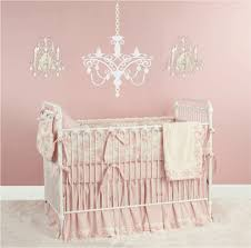 lighting appealing baby nursery chandeliers 0 attractive 6 chandelier vinyl wall decal for shabby chic girl