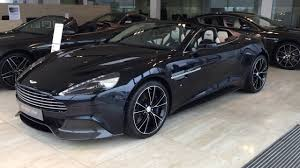 aston martin vanquish black convertible. 2017 new aston martin vanquish s volante convertible exterior and interior review youtube black