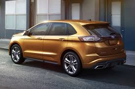 new car releases 2015 europe2015 Ford Edge  Territory replacement revealed  Photos 1 of 22