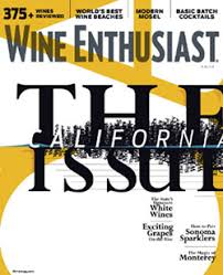 Wine Enthusiast 2017 Vintage Chart The Official 2019 Wine Vintage Chart Wine Enthusiast