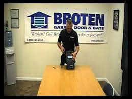 broten garage doorsHow to code a Marantec or Broten Garage Door transmitter  YouTube