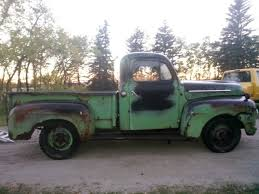 1951 Mercury M-1 Same as Ford F-1 F1 Pickup Truck Very Rare No ...