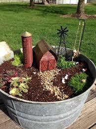 fairy garden container ideas. Container Ideas A Pot Fabulous Live Diy Fairy Garden Accessory Trellischicago