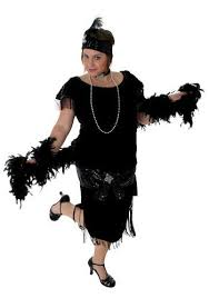 25+ best Plus Size Flapper Costume ideas on Pinterest | 1920s ...