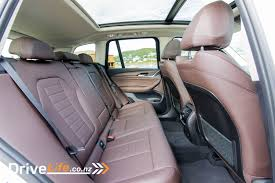 rear seats are pretty much the same on the comfort rating and rear legroom is excellent and visibility for rear seat passengers to great too