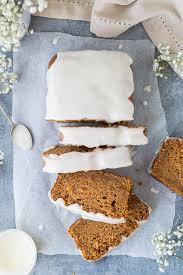 vegan carrot cake loaf domestic gothess