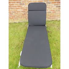 chaise longue uk gardens black garden furniture coussin de chais